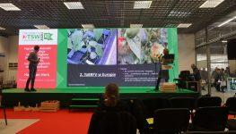 Trendy i zagrożenia w produkcji rozsady pomidorów - Hans van Herk (wykład z TSW)